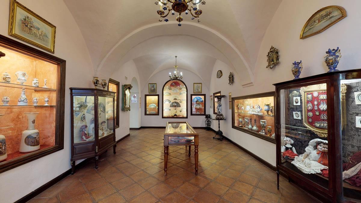 Entrada al Museo Lara de Ronda