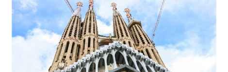 Visita guiada por la Sagrada Familia con acceso rápido
