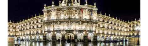 Salamanca by Night Tour