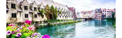 Tour Privado por Gante
