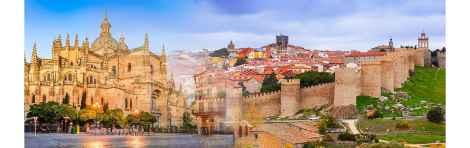 Segovia and Ávila Day Trip from Madrid