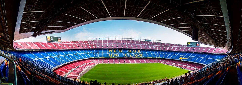Visita guiada y entrada al Museo del Camp Nou
