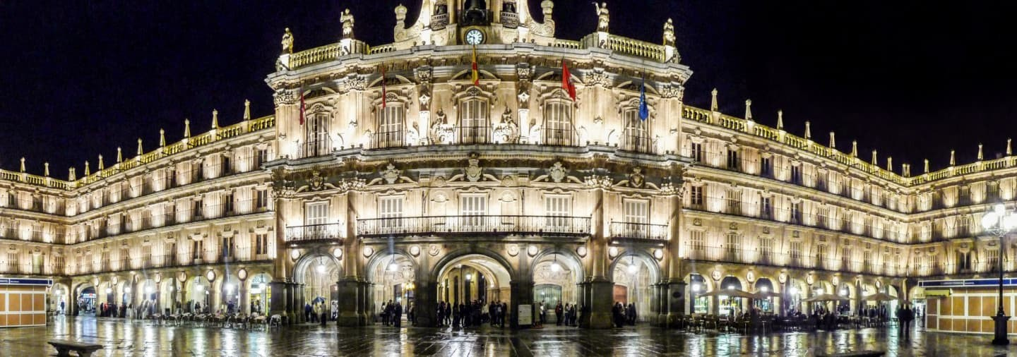 Salamanca by Night Tour