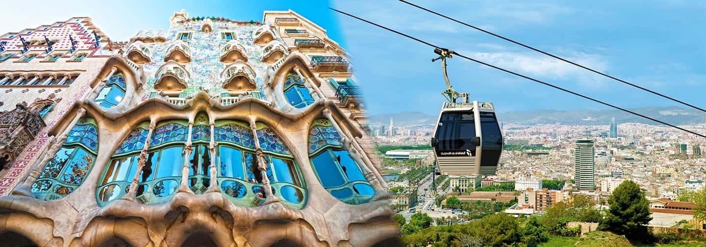 Excursión de 1 día por Barcelona