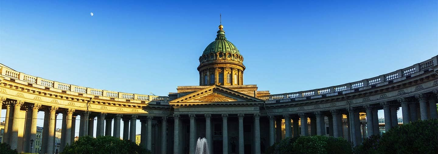 Saint Petersburg Private Tour
