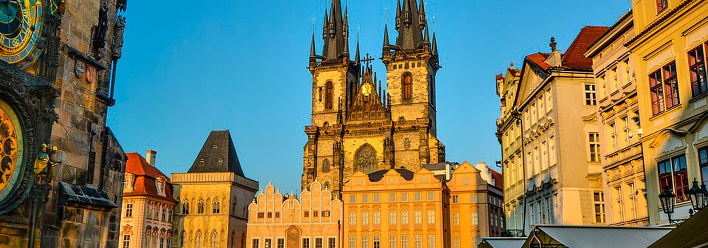 Prague New Town Free Walking Tour