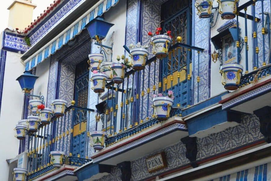 La Trinidad, barrio de Málaga
