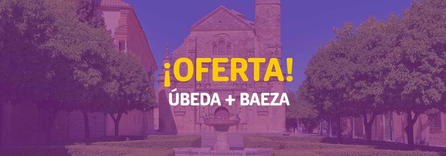 Special Offer: Best of Ubeda & Baeza for 22€