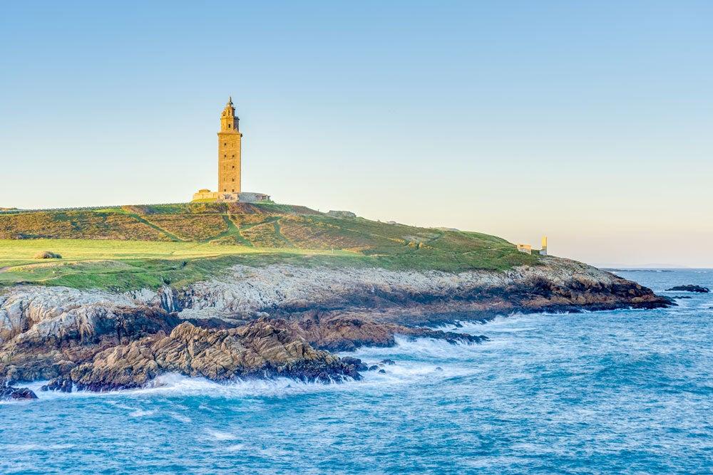 Tour por La Coruña con Comida Gallega