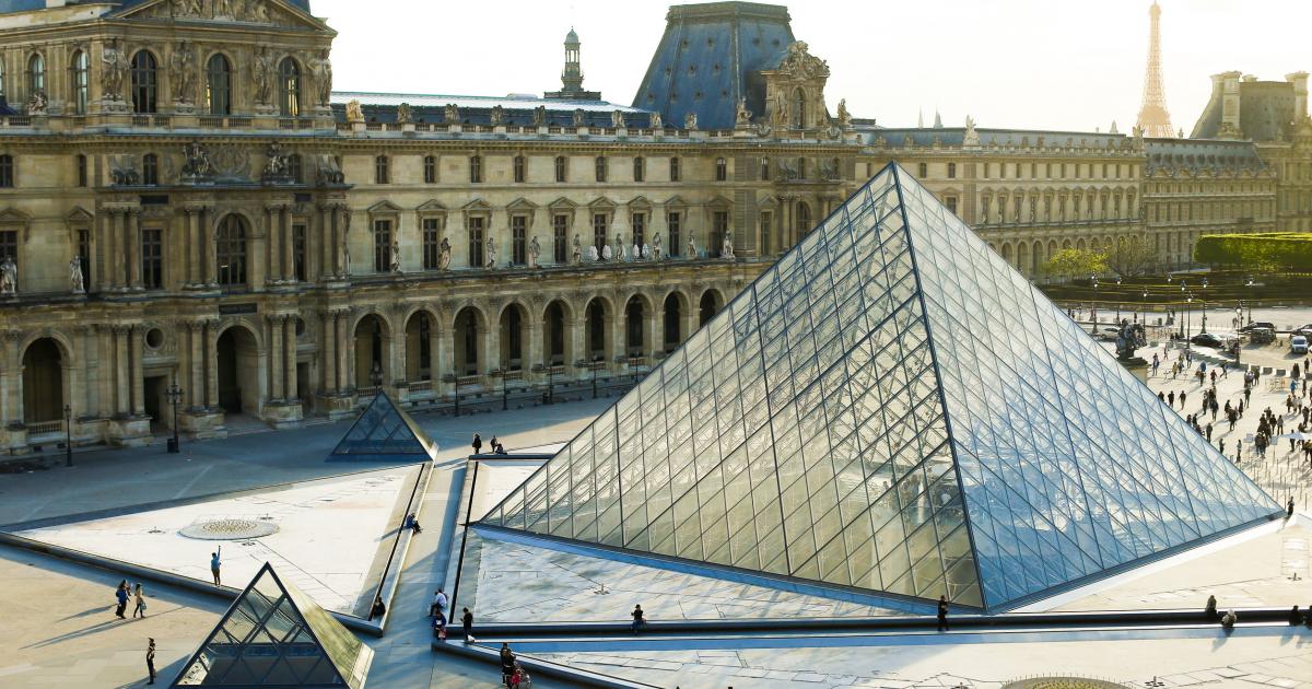 Tour Museo del Louvre