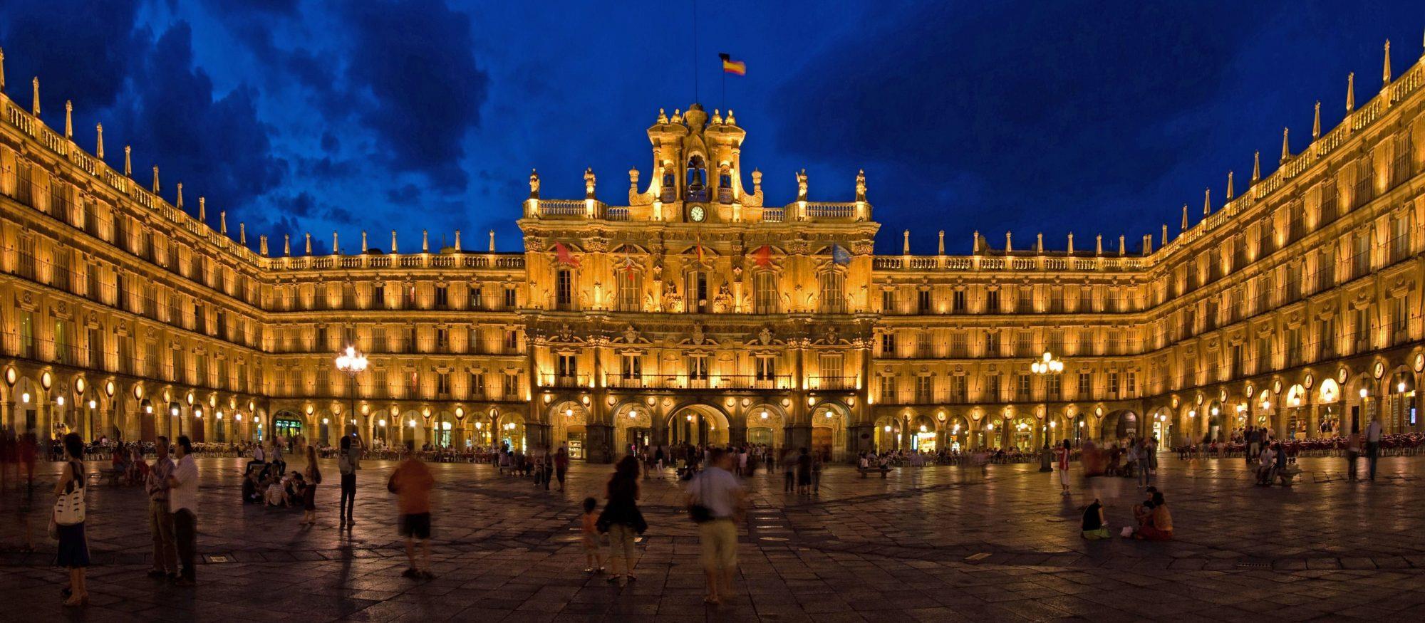 Free tour Salamanca Nocturno