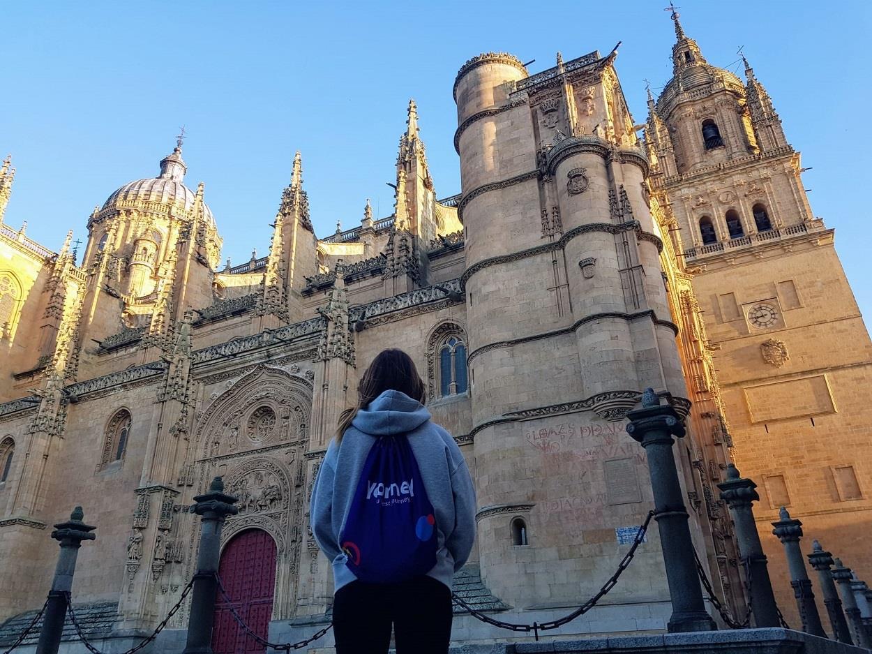 Tour a las Torres de la Catedral de Salamanca