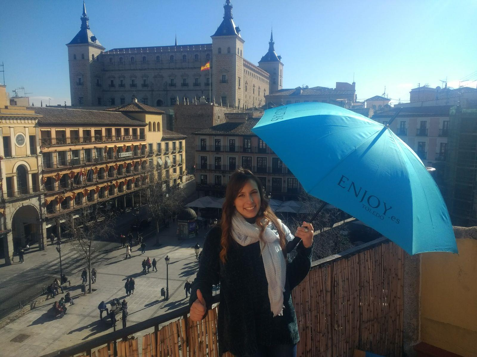 Free tour básico para moverse por Toledo
