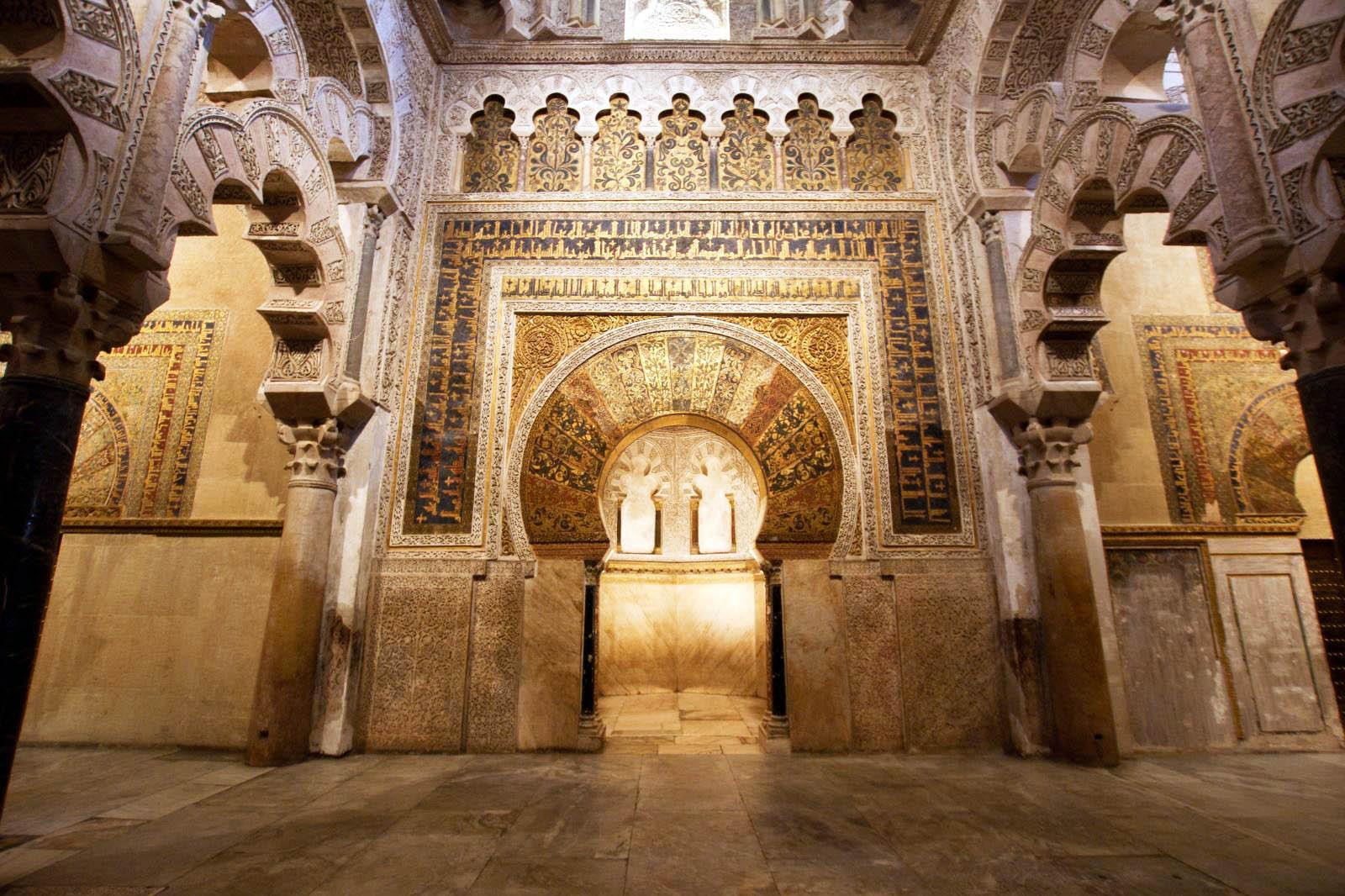 Visita Guiada Mezquita, Judería y Alcázar