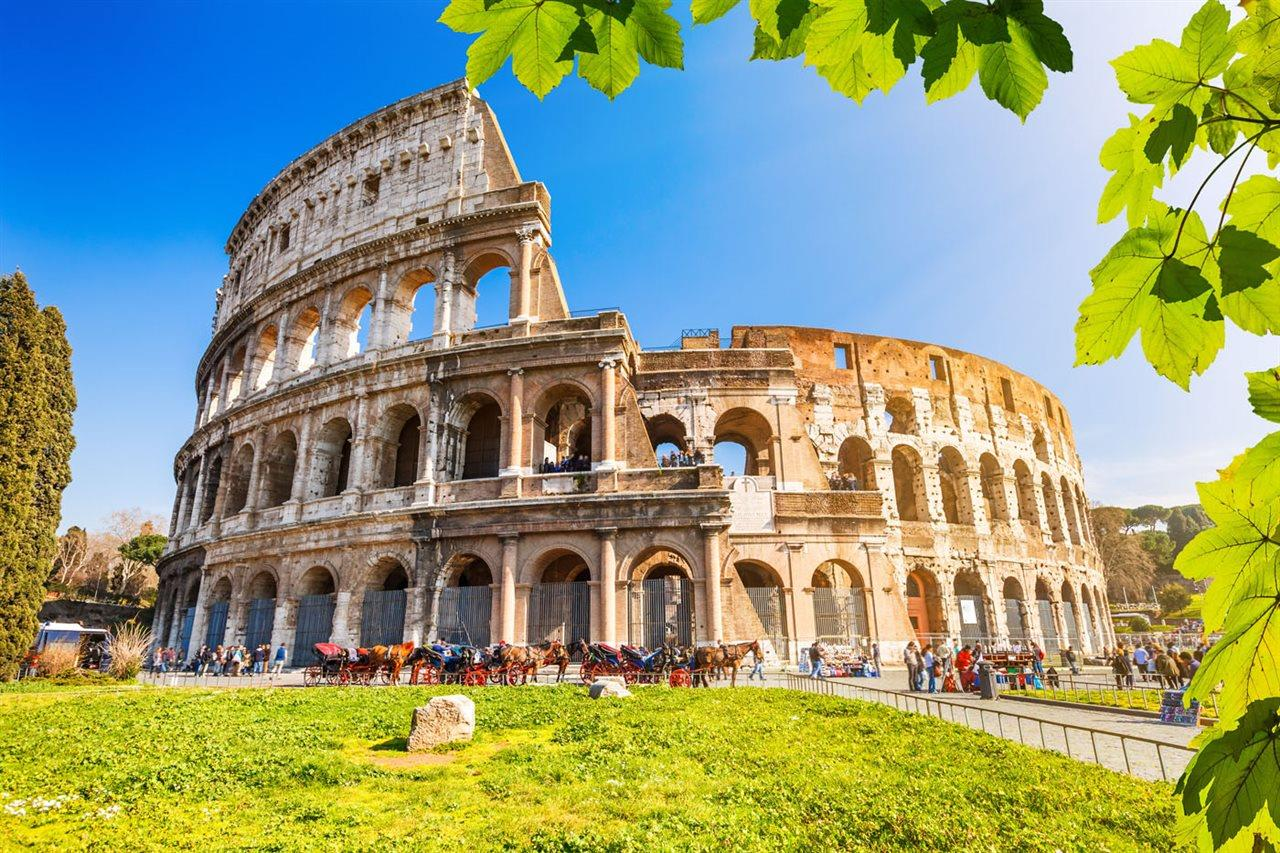 Free Tour Roma Imperial y Coliseo