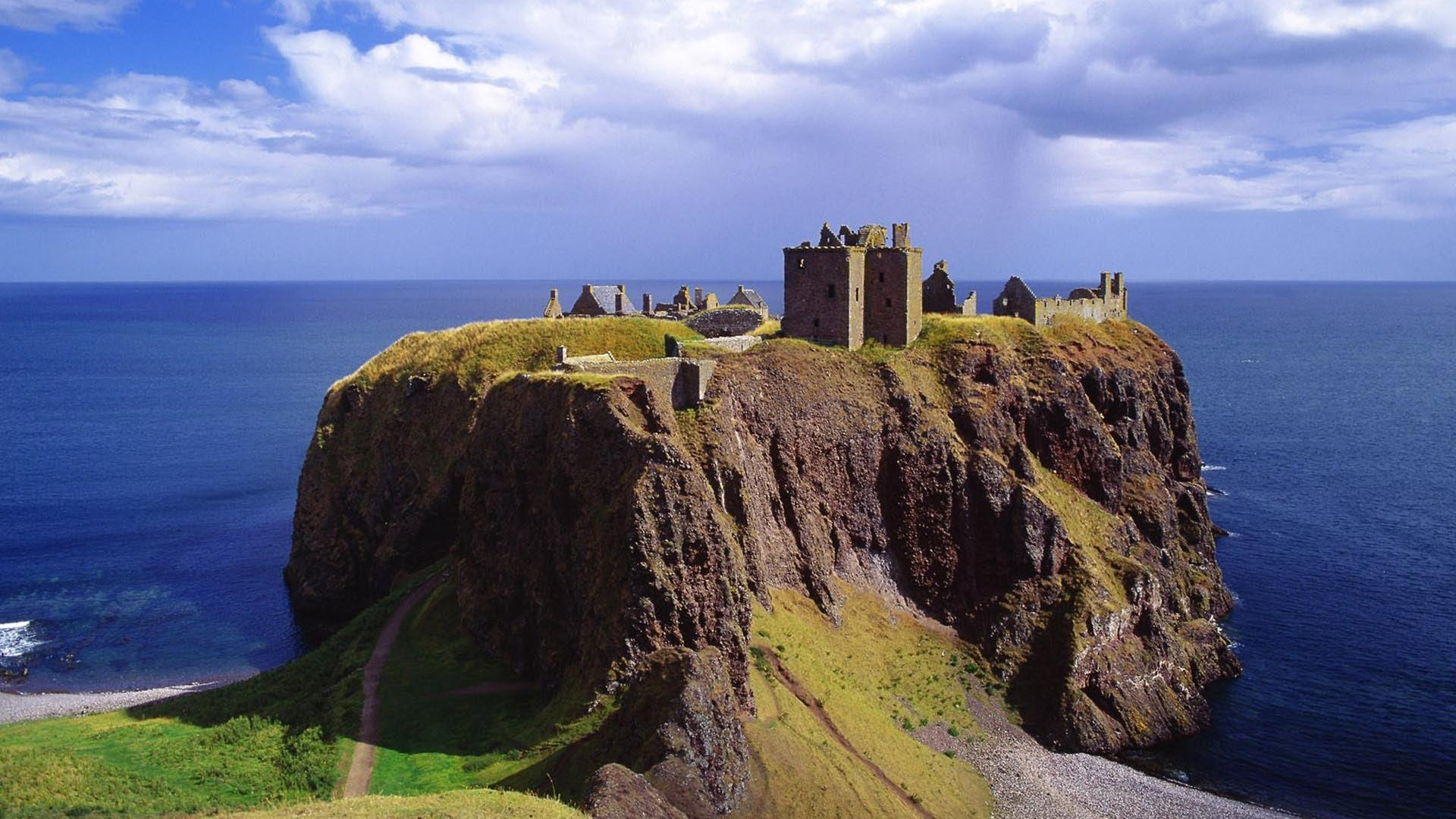 Excursion-a-St-Andrews,-Dunnottar-y-Falkland-4