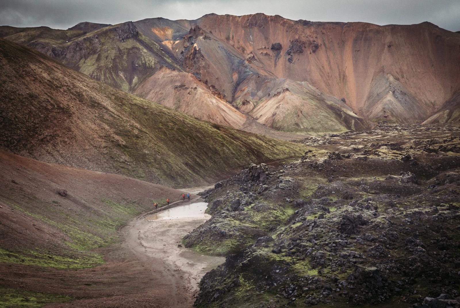 Adventure in Landmannalaugar & Hot Springs