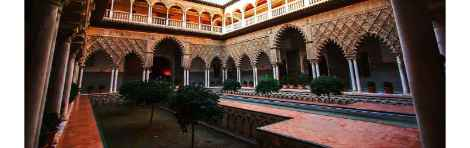 The Royal Alcázar of Seville Tour with Tickets