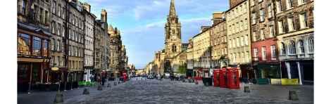 Free Tour Edimburgo Imprescindible