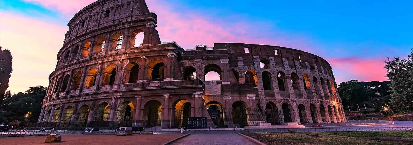Coliseum, Palatine Hill and Roman Forum Guided Visit