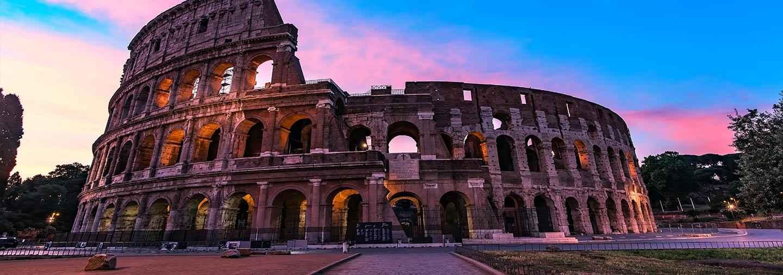 Visita Guiada por el Coliseo, Palatino y Foro Romano