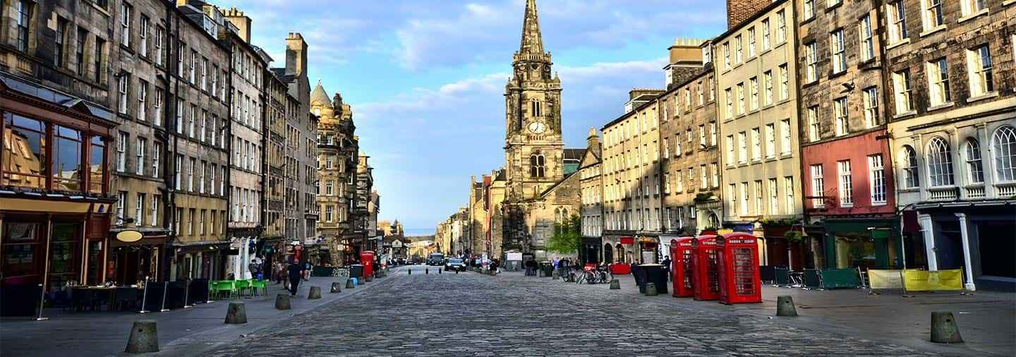 Edinburgh Free Walking tour