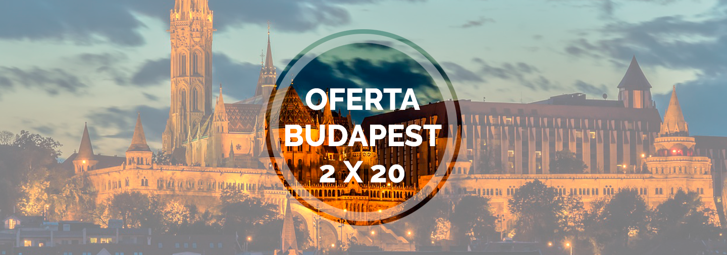 Budapest Special Offer: 2 tours for € 20