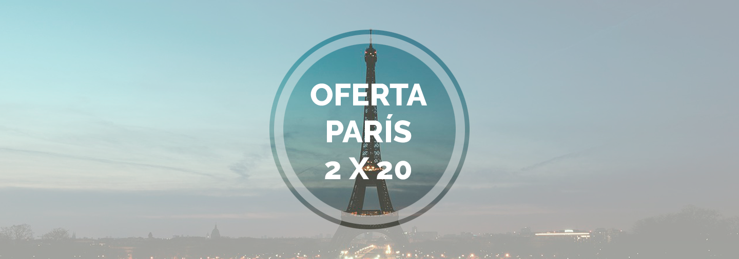 Special Paris Offer: 2 tours for € 20