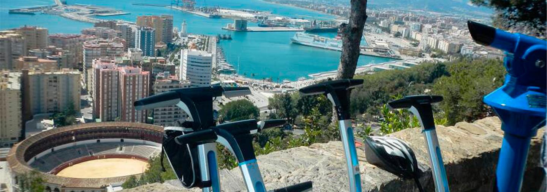 Tour en Segway por Málaga