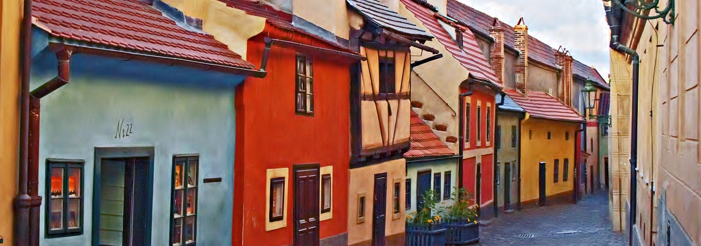 Prague Castle and Mala Strana District Tour