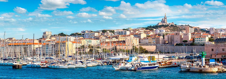 Panoramic Marseille Tour