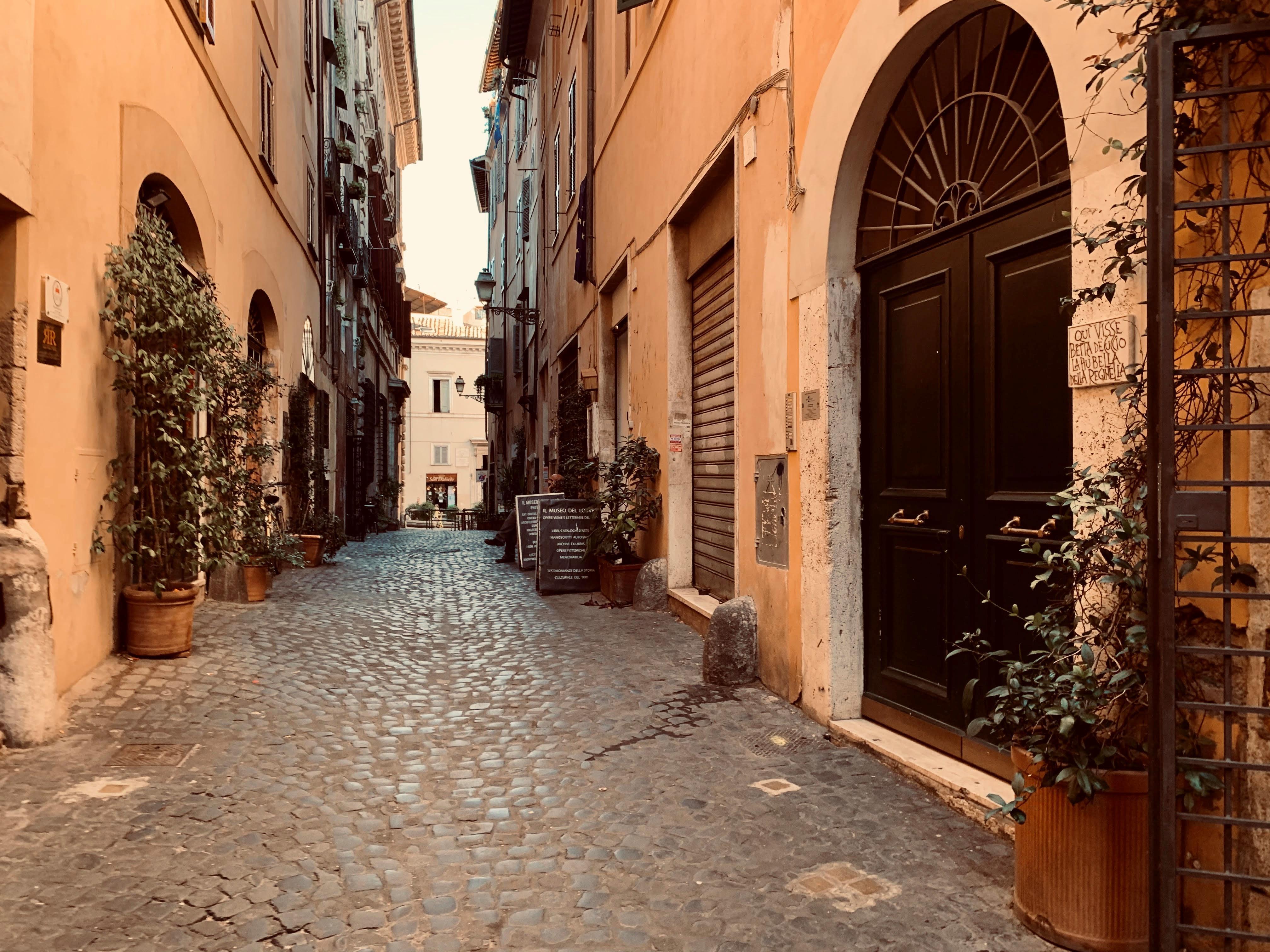 Free Tour por el Gueto Judío y la Roma Antigua