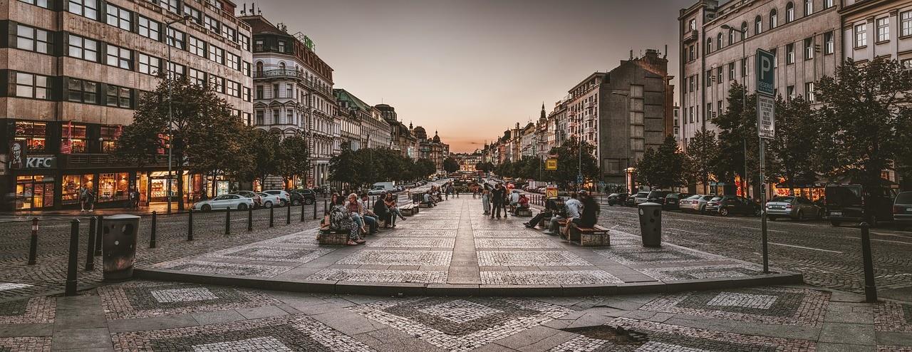 Living Prague Free Tour
