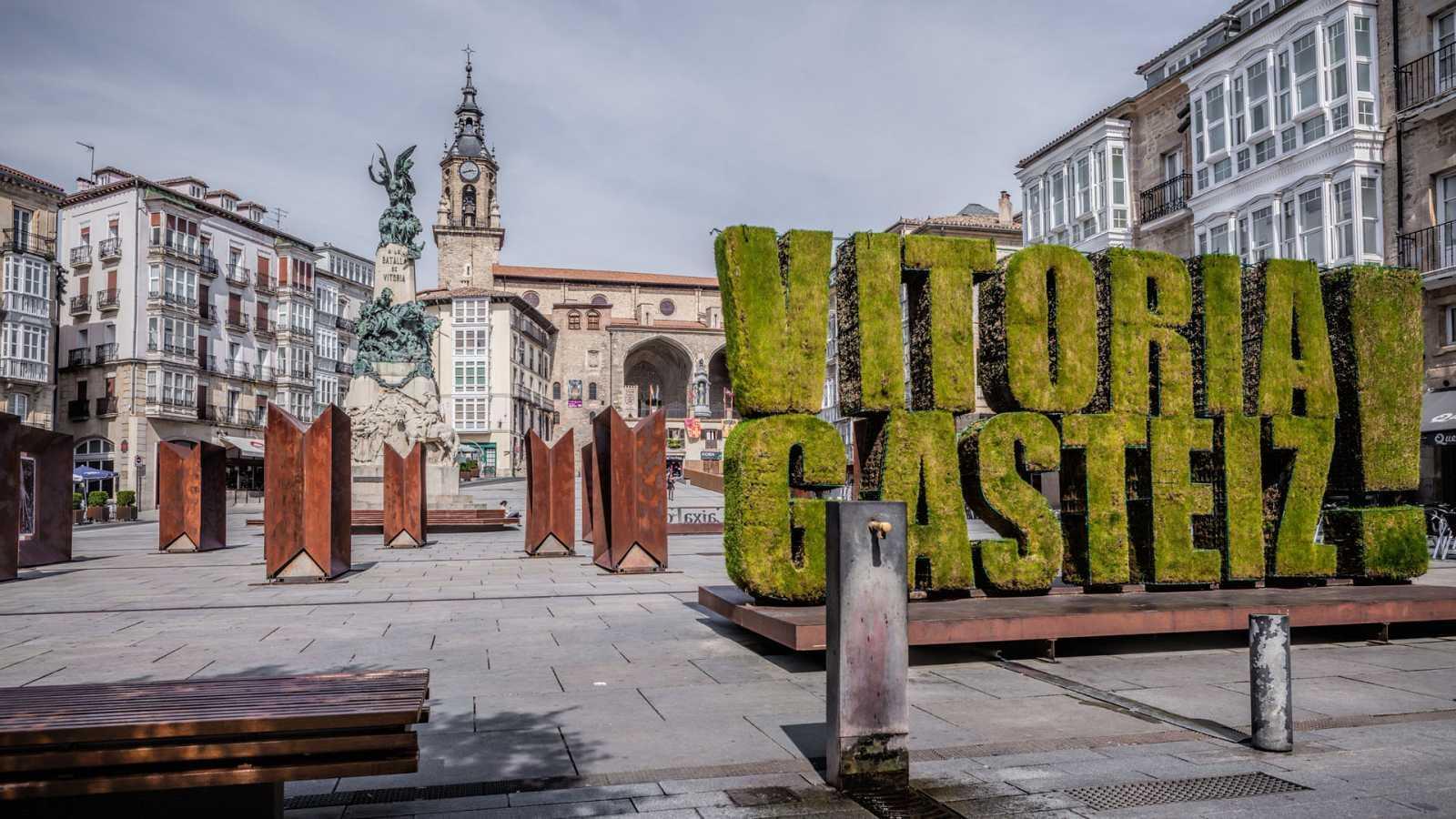 Historic Vitoria Free Walking Tour