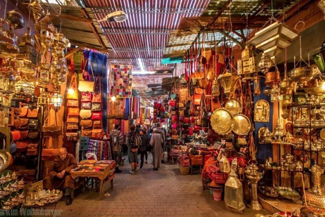 Tour-privado-de-medio-dia-por-Marrakech-Medina-7