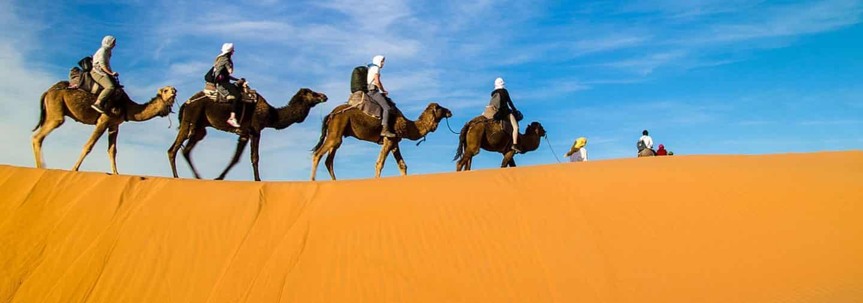 Excursión 3 días Desierto Merzouga desde Marrakech