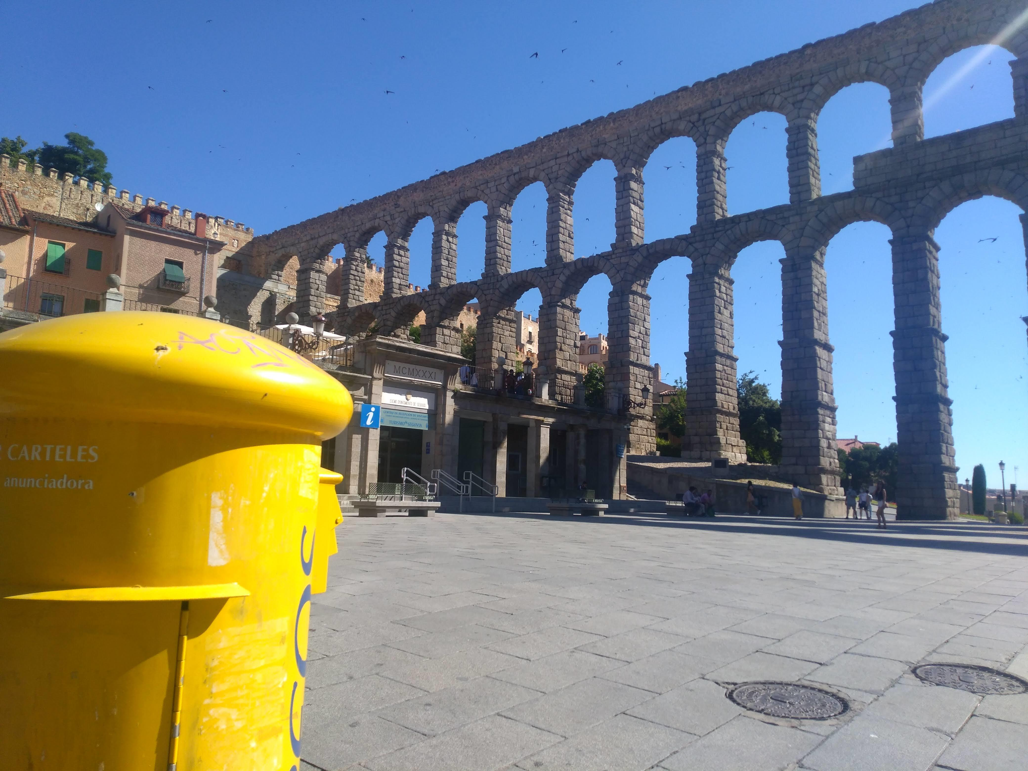 One day Tour Segovia Tour with tickets