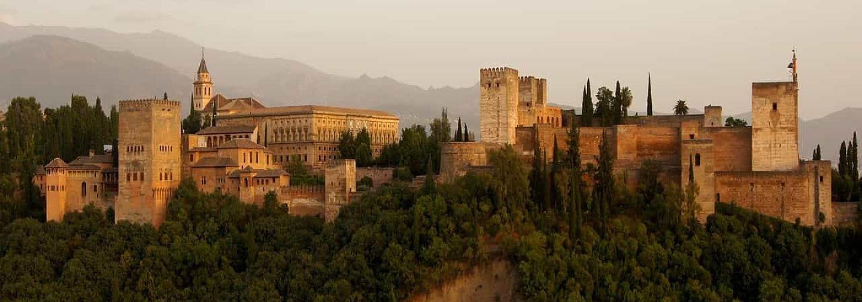 Excursión a la Alhambra y Granada desde Málaga