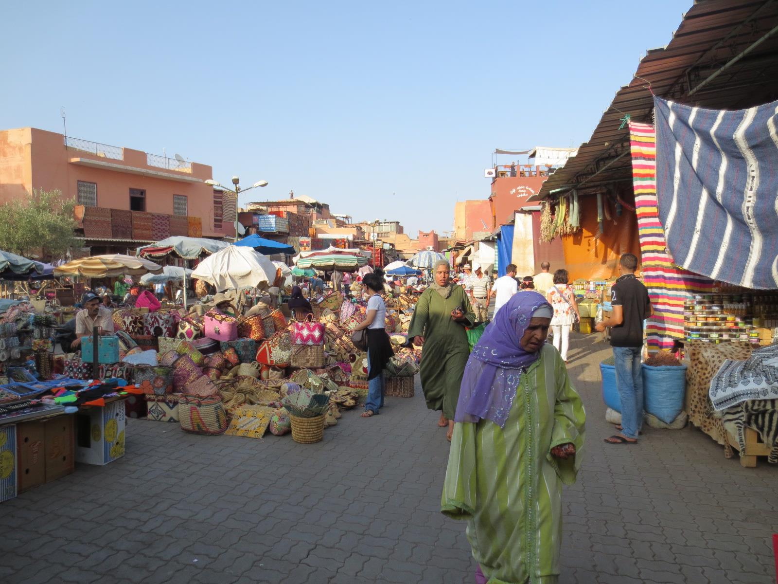 Tour-privado-de-medio-dia-por-Marrakech-Medina-6