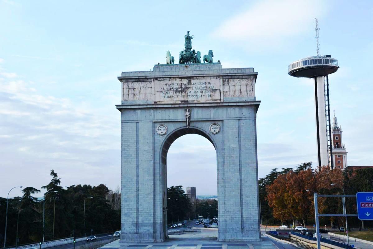 The Civil War in Madrid Free Walking Tour