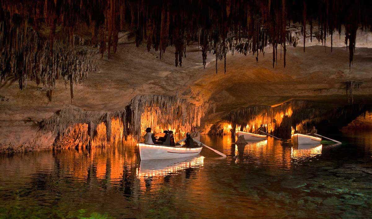 Private excursion Cuevas del Drach & Rafa Nadal