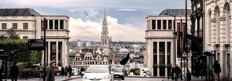 Tour por el Barrio de Sablón Bruselas