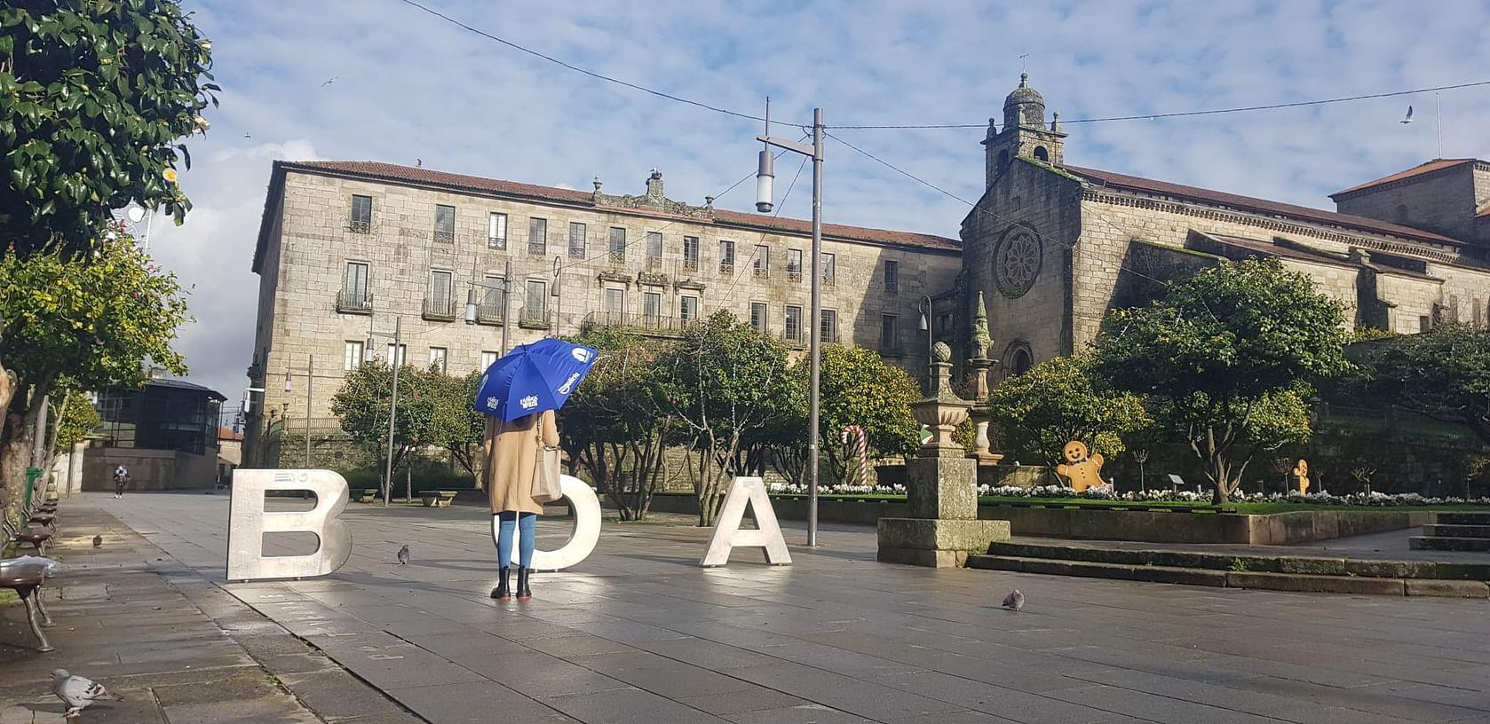 Free Tour Historic Centre Pontevedra