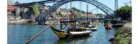 Oporto Day Trip from Santiago