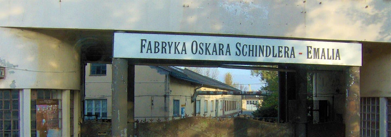 Visita Guiada por la Fábrica de Schindler