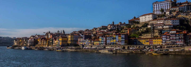Tour por la Ribeira de Oporto