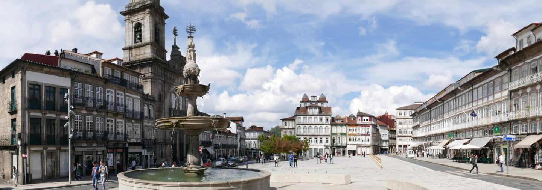 Excursión a Guimarães desde Oporto