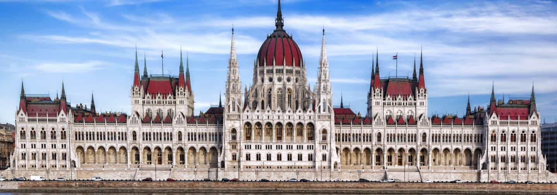Budapest Parliament Tour