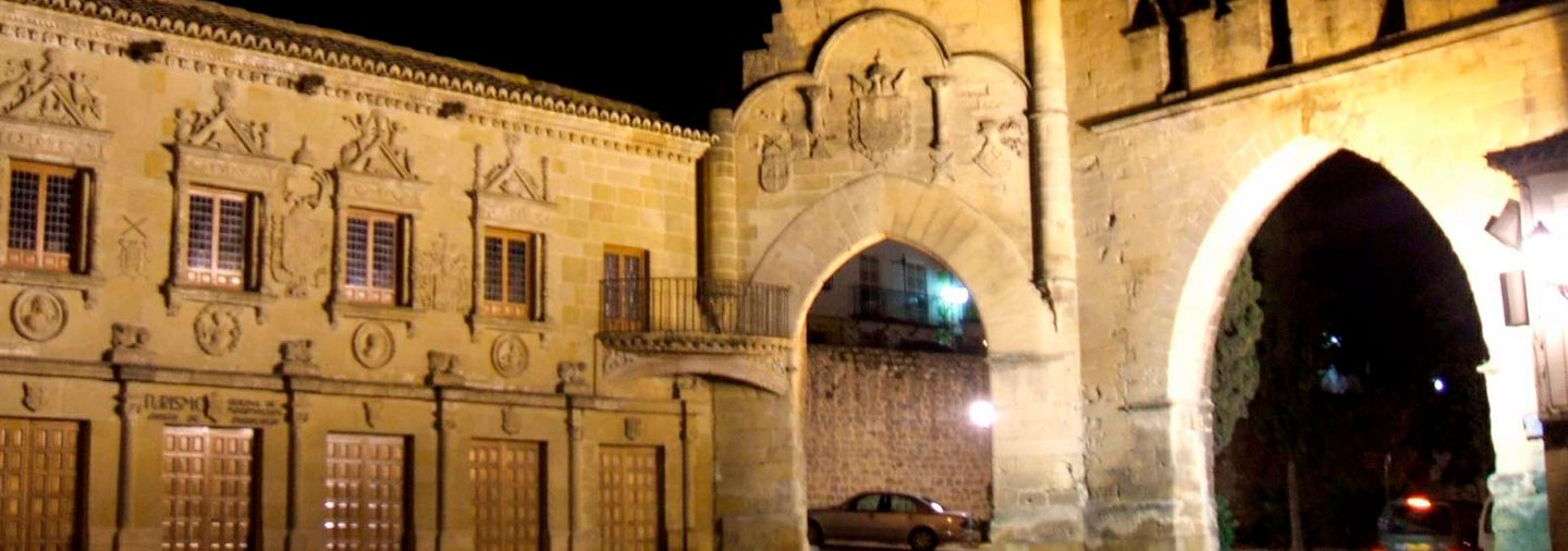Baeza by Night Tour