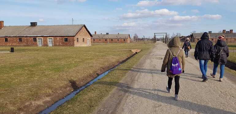 ¿Qué son los campos de concentración después de la II guerra mundial?
